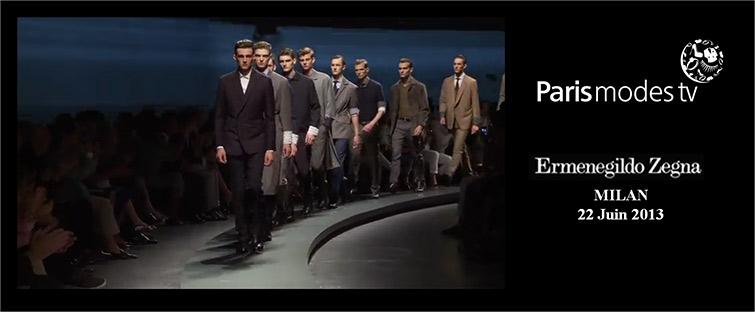 Suivez la Fashion Week Homme avec Paris Modes TV