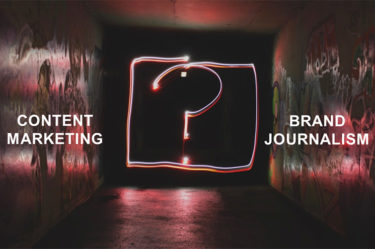 content marketing & brand journalism