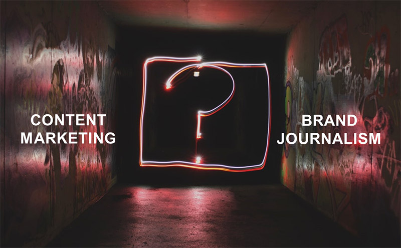 What's the Difference Between Content Marketing and Brand Journalism?