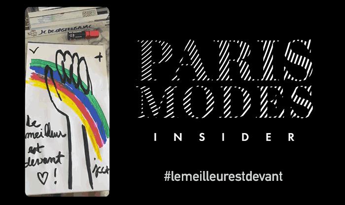 Le meilleur est devant avec Paris Modes Insider et Jean-Charles de Castelbajac