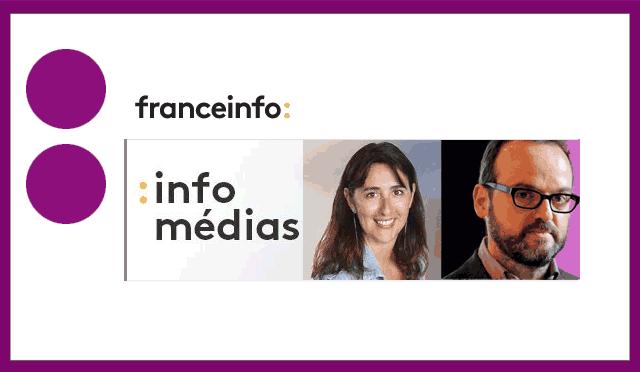 franceinfo: Interview de Jérôme Doncieux sur l'externalisation des médias