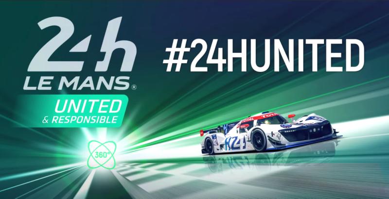 ETX Studio et Win-Win accompagnent les 24h du Mans dans leur augmentation digitale et créent les « 24h Solidaires & Responsables »