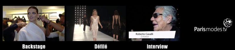 Tout sur les Fashion Weeks prêt-à-porter Printemps/Eté2014 avec Paris Modes TV