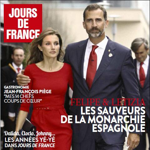 Le troisième numéro de Jours de France par Relaxnews est en kiosque
