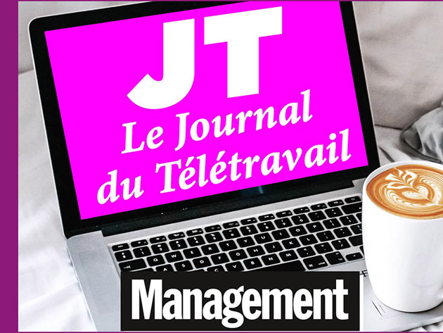 Découvrez le permanagement par Jérome Doncieux dans le journal du télétravail